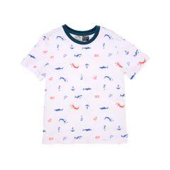 Camiseta-manga-corta-Venta-Directa-Blanco