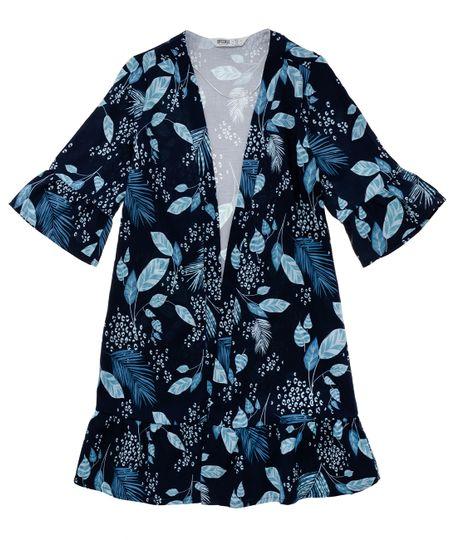 Kimono-Ropa-nina-Azul
