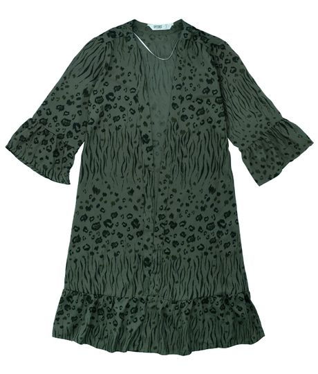 Kimono-Ropa-nina-Verde