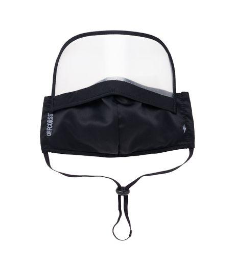 Tapabocas-con-visor-para-adultos-Ropa-nino-Negro