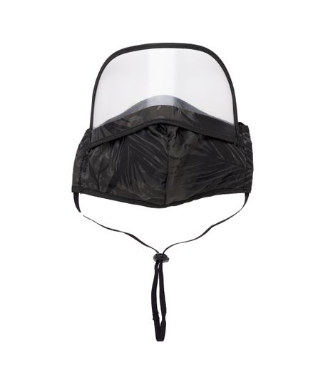 Tapabocas-con-visor-para-adultos-Ropa-nina-Gris