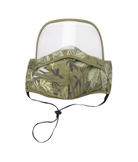Tapabocas-con-visor-para-adultos-Ropa-nina-Verde