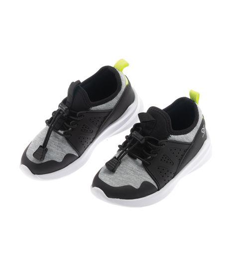 Tenis-deportivos--Ropa-bebe-nino-Negro