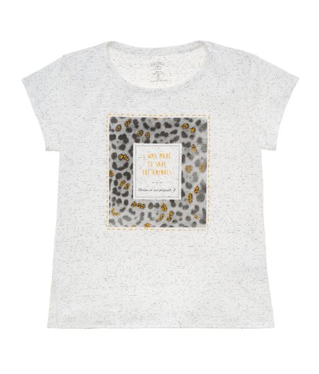 camiseta-manga-corta-ecologica-Ropa-nina-Gris