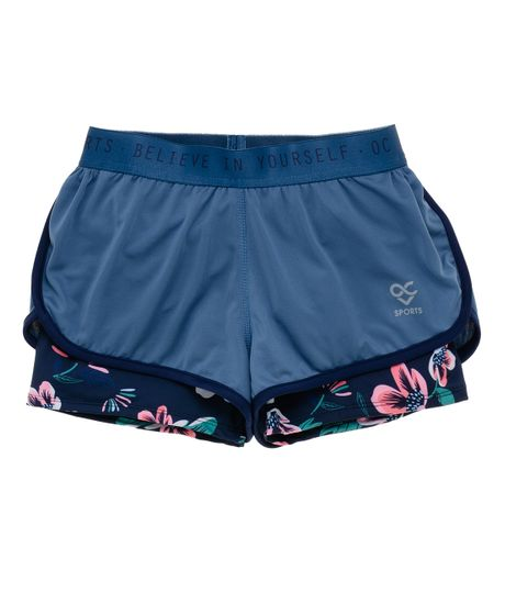 Short-deportivo-Ropa-nina-Azul