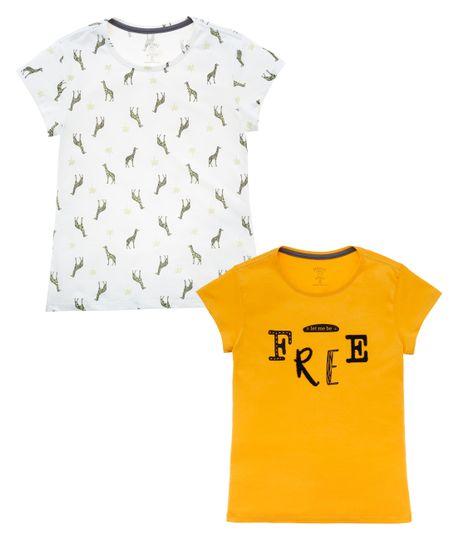 Set-x2-camisetas-Ropa-nina-Gris
