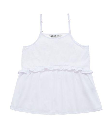 Camiseta-manga-sisa-Ropa-nina-Blanco