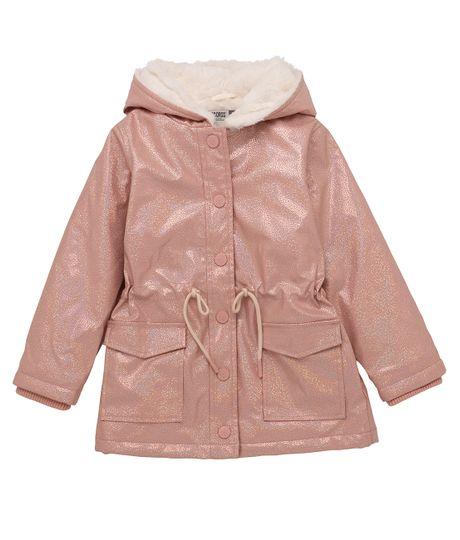 Chaqueta-Raincoat-Ropa-bebe-nina-Gris