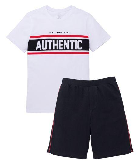 Pijama-Ropa-nino-Blanco