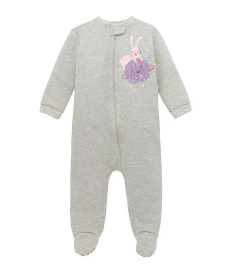 Pijama-enterizo-Ropa-recien-nacido-nina-Gris