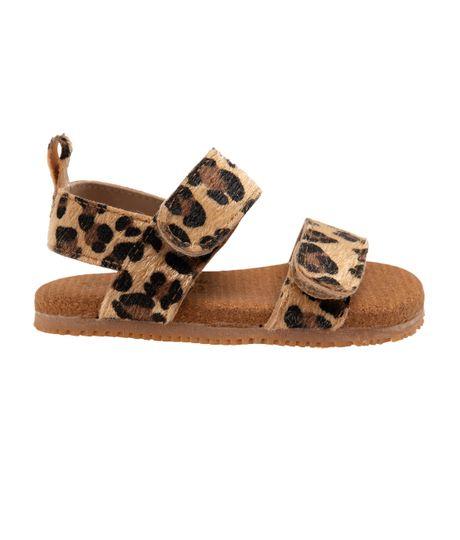 Sandalias-cosidas-Ropa-recien-nacido-nina-Amarillo