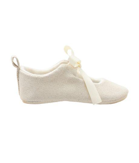 Baletas-Ropa-recien-nacido-nina-Gris