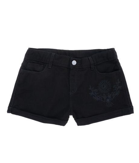 Short-Ropa-nina-Negro