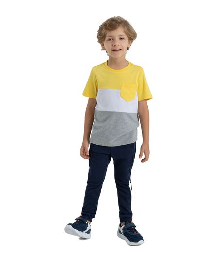 Conjunto-largo-Ropa-bebe-nino-Amarillo