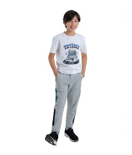 Pantalon-de-sudadera-Ropa-nino-Gris