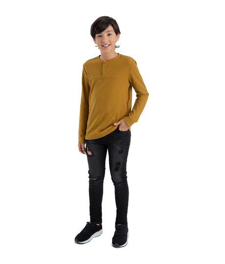 Camiseta-manga-larga-Ropa-nino-Cafe