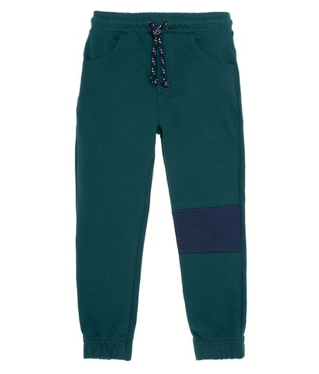 Pantalon-de-sudadera-Ropa-bebe-nino-Verde