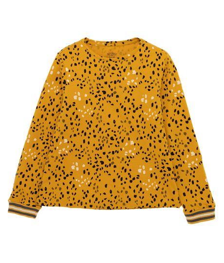 Camiseta-manga-larga-Ropa-nina-Amarillo