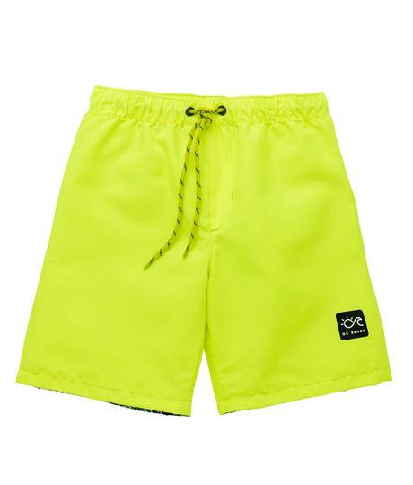 Pantaloneta-doble-faz-Ropa-bebe-nino-Verde