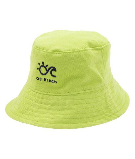Sombrero-doble-faz-Accesorios-Verde