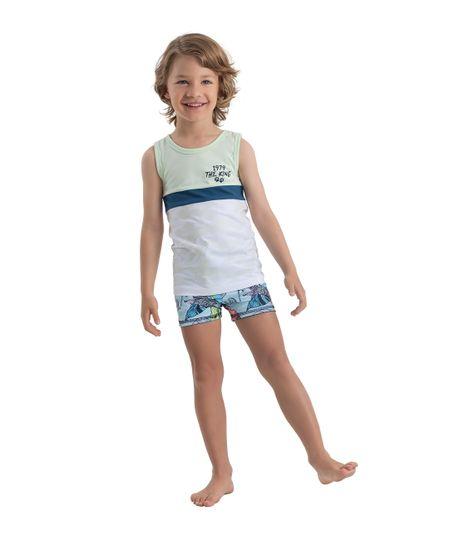 Pantaloneta-doble-faz-Ropa-bebe-nino-Azul