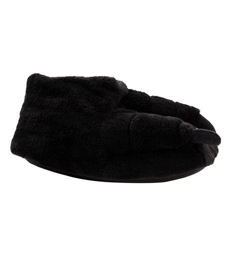 Pantuflas-Ropa-nino-Negro