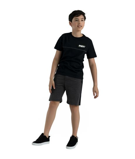 Conjunto-corto-Ropa-nino-Negro