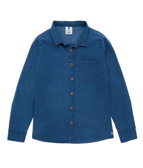 Camisa-manga-larga-Ropa-nina-Indigo-medio