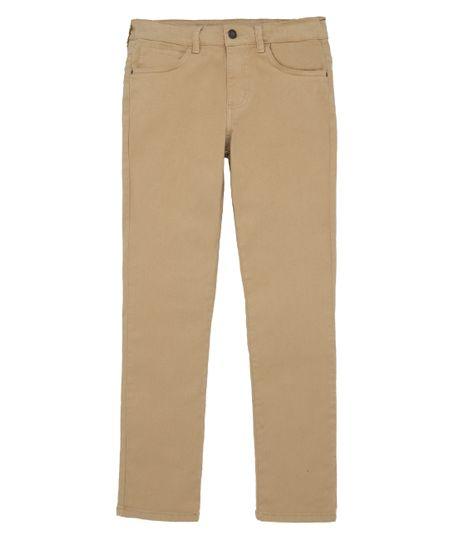 Pantalon-Ropa-nino-Cafe