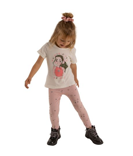 Leggings-Ropa-bebe-nina-Rosado