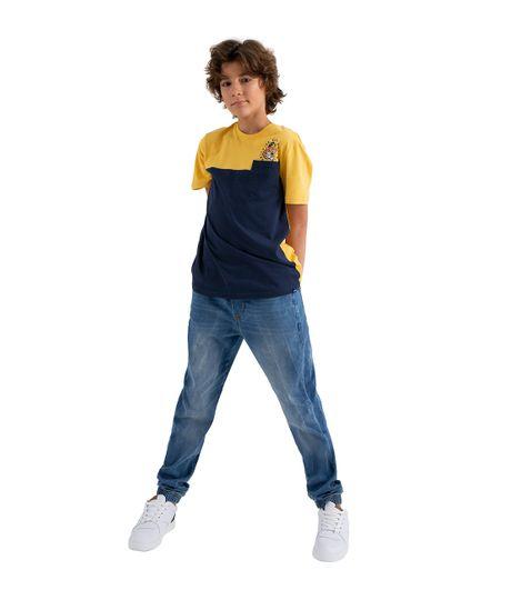 Jean-tipo-jogger-Ropa-nino-Indigo-medio