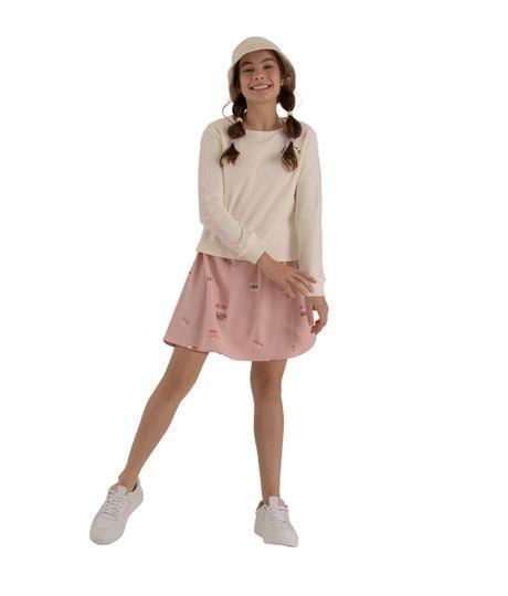 Vestido-manga-larga-Ropa-nina-Gris