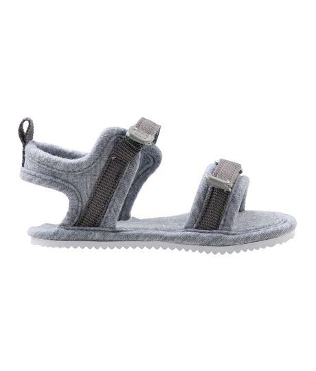 Zapatos-cosidos-Ropa-recien-nacido-nino-Gris