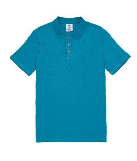 Camiseta-tipo-polo-outlet-Verde