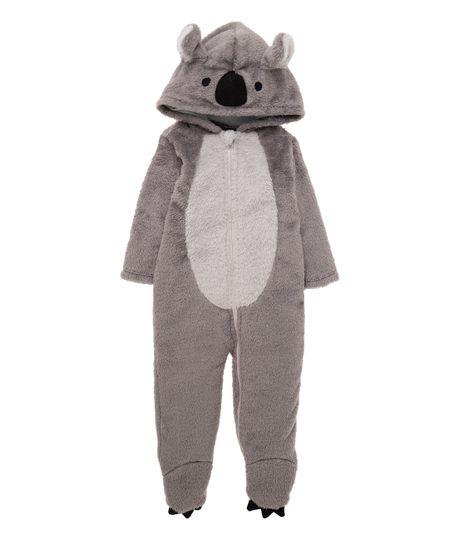 Pijama---disfraz-Ropa-recien-nacido-nino-Gris