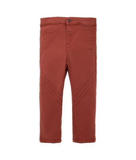 Pantalon-Ropa-bebe-nino-Naranja