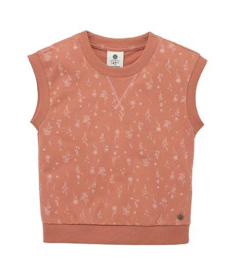 Camiseta-manga-sisa-Ropa-bebe-nina-Naranja