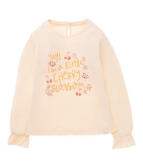 Camiseta-manga-larga-Ropa-bebe-nina-Cafe