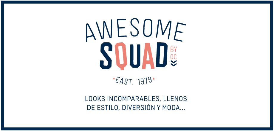 AWESOME SQUAD | LOOKS INCOMPARABLES, LLENOS DE ESTILO, DIVERSIÓN Y MODA...
