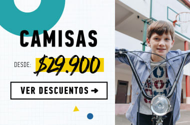 CAMISAS DESDE: $29.900 | YELLOW DAYS