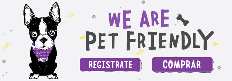 WE ARE PET FRIENDLY :: QUIERES QUE TU MASCOTA DISFRUTE DE LOS BENEFICIOS EN OFFCORSS