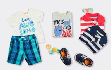 sets y conjuntos para bebés